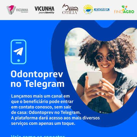ATENDIMENTO: TELEGRAM