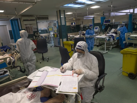 'People Are Dying Left and Right.' Inside Iran's Struggle to Contain Its Coronavirus Outbreak