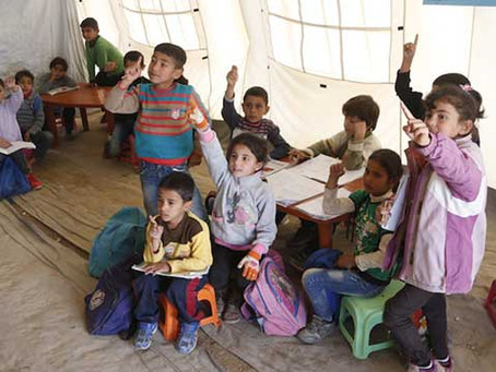 Lebanon Schools Struggle To Integrate Syrian Children