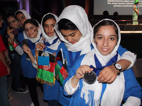Afghanistan's Robotic Champion Opens Up About Her Dreams and Losing Dad In ISIS Attack