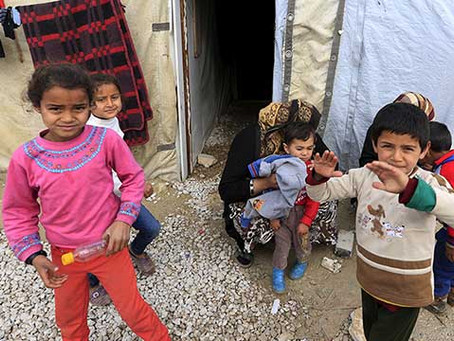 Emotional Trauma Leaves Deep Wounds For Syria's Child Refugees