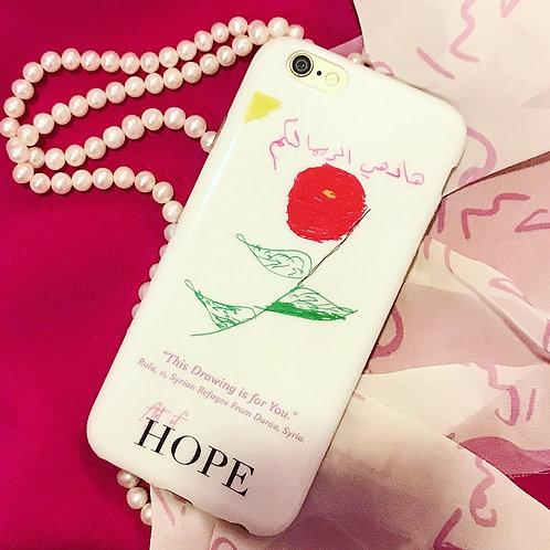 Rula Rose iPhone Case