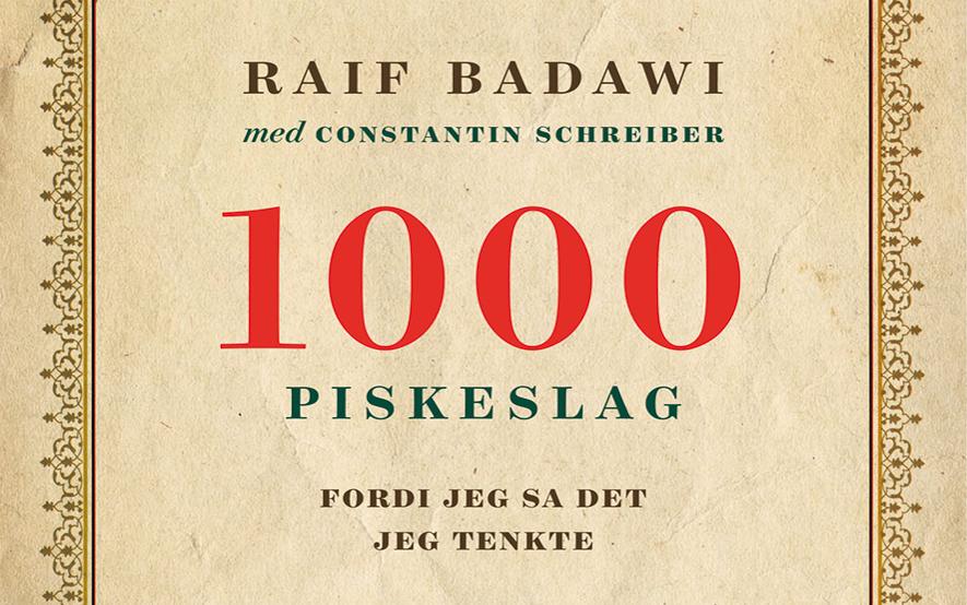 Raif Badawi 1000 piskeslag