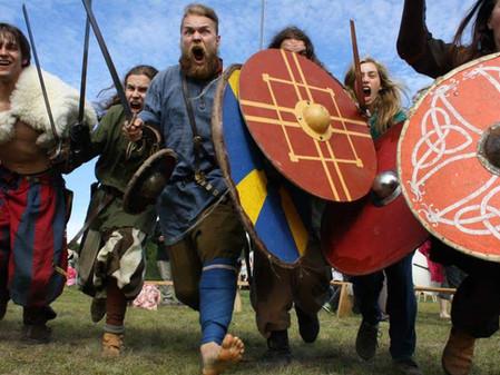 Vikingkrigere i Lofoten