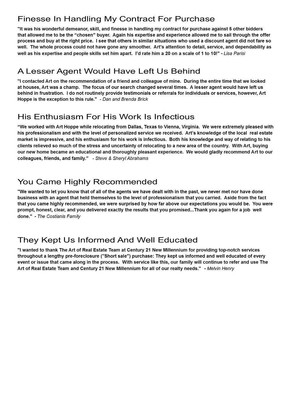 2020 Buyer Testimonials page 1.jpg