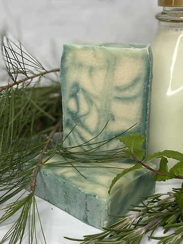 Goat's Milk Soap-Forest Spa