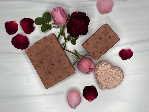 Botanical Bath Bar-Rose Garden