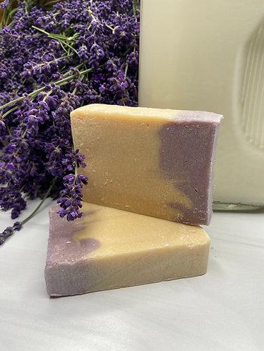 Goat's Milk Soap-Lavender Fields