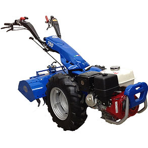 Heartwood Forest Farms - BCS Professional Series 2-wheel Tractors