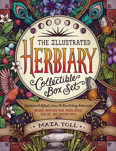 The Illustrated Herbiary Collectors Set