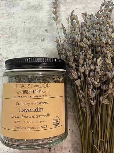 Lavender, Culinary
