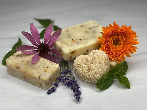 Botanical Bath Bar-Herbal Infusion