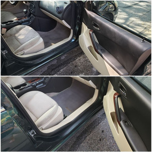 Door Jamb and Upholstery Cleaning