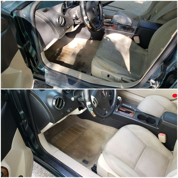 Upholstery and Carpet Stain Removal