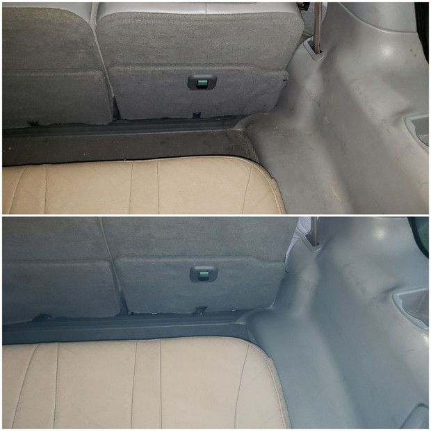Leather and Vinyl Cleaning