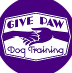 Cane Haven Rescue - Give Paw Training.pn