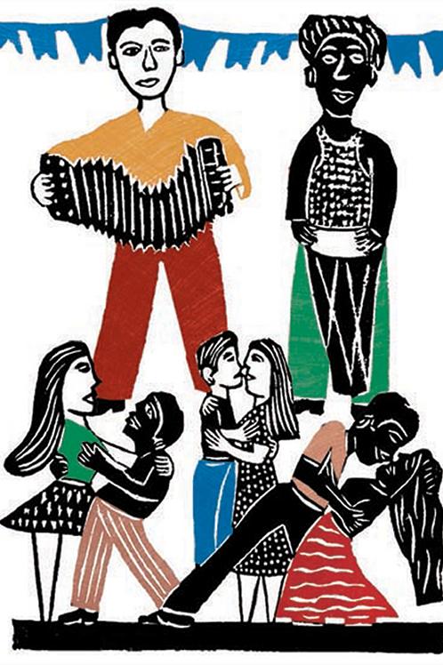Forró (A northeastern Brazilian music style)