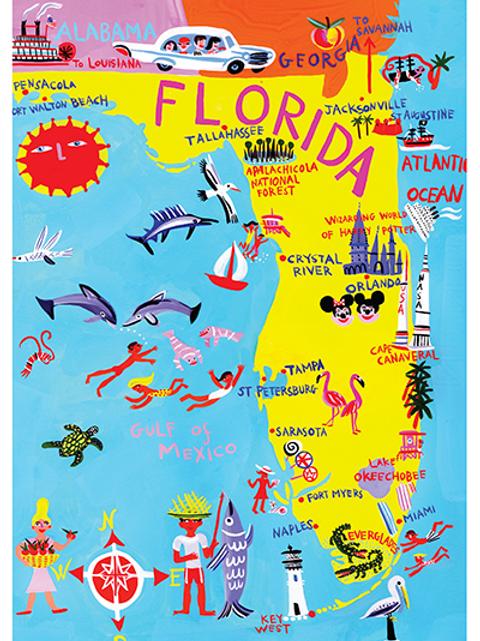 Florida - Corr