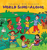 Putumayo Kids World Sing-Along