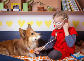 Girl Power! The Veterinarians of the Future