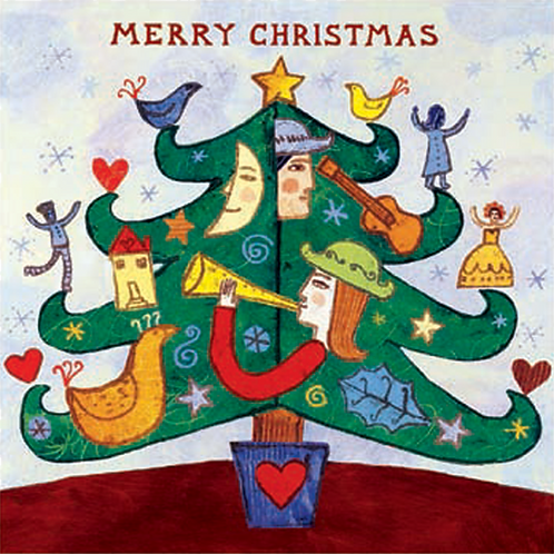 World Christmas (6 pack)