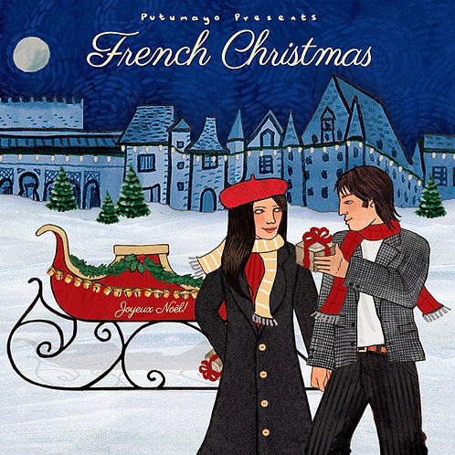 349 - French Christmas