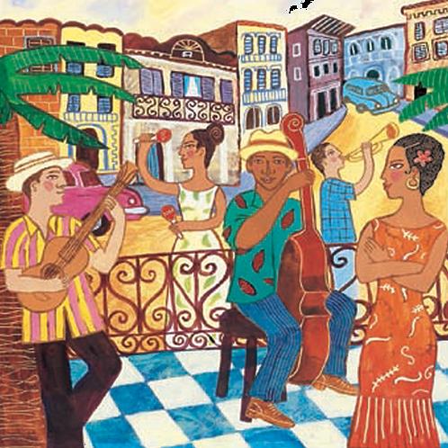 Latin Celebration