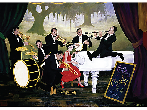 King Oliver's Creole Jazz Band - Rodrigue