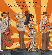 Putumayo World Music Vintage Latino