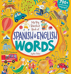 Putumayo Kids Barefoot Books Spanish & E