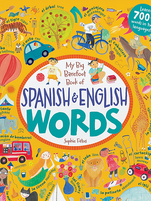 BB5 - Book of Spanish & English Words