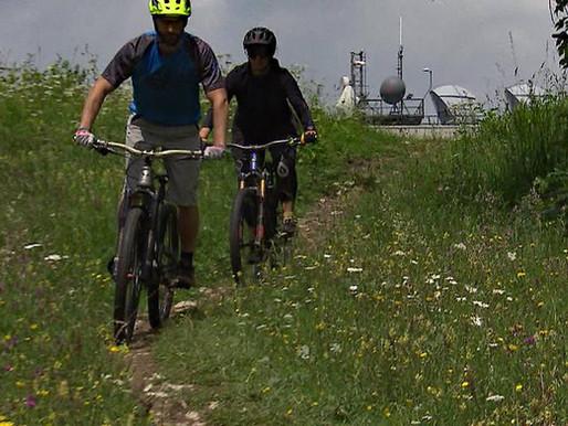 ORF Beitrag über den MTB Salzburg zusammen mit Vizebürgermeister Auinger
