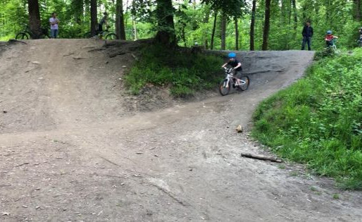 Petition für den BMX-Park in der Josefiau