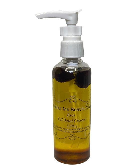 Rose Oil-Based Cleanser