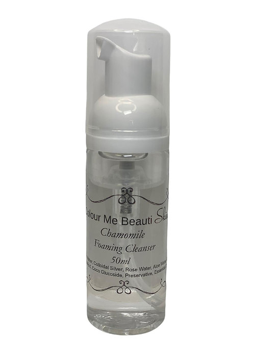 Chamomile Foaming Facial Cleanser
