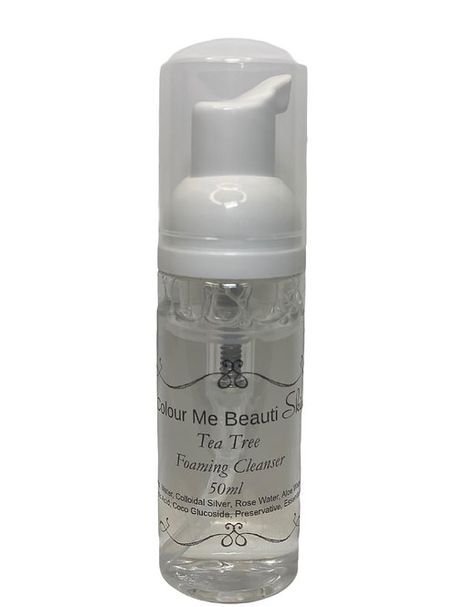 Tea Tree Foaming Facial Cleanser
