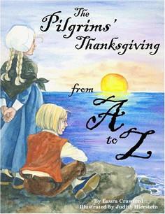 Pilgrims thanksgiving book