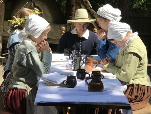 Honouring the children of the Mayflower