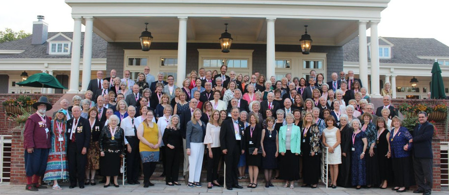 Mayflower Descendants Congress with Governor General George P. Garmany