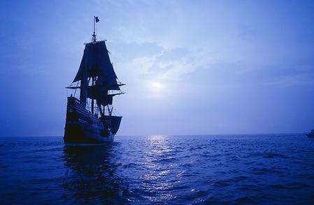 Mayflower cropped shutterstock_107990399