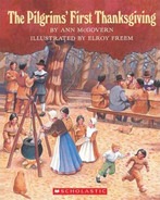 Pilgrims first thanksgiving book