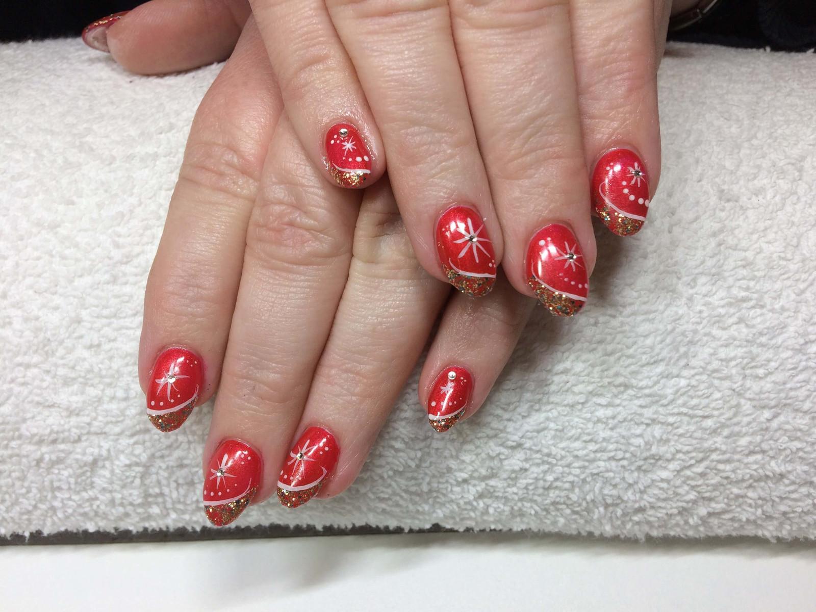 Gepgflegte Fingernagel Top Trend Design Kerstin Kreis Leipheim