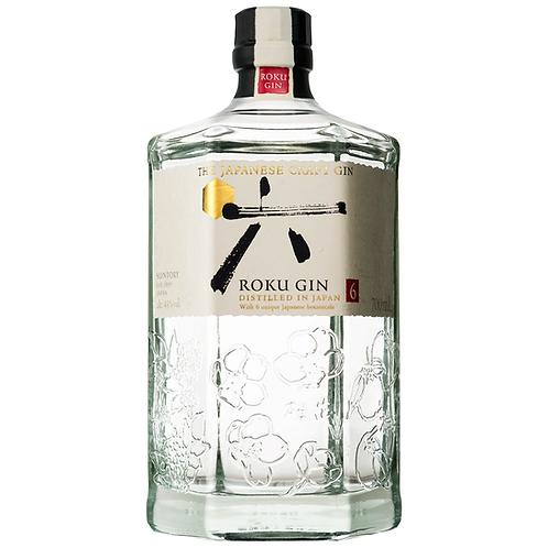 Roku Japanese Gin 700mL 43%