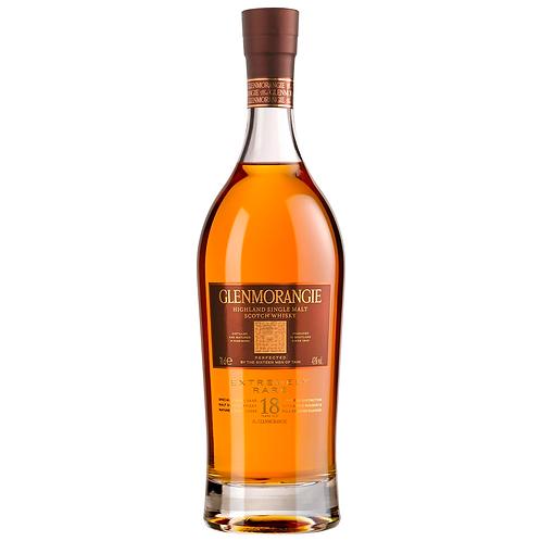 Glenmorangie 18 Year Old Single Malt Scotch 700mL 43%