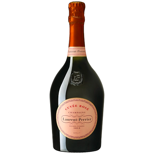 Laurent-Perrier Brut Rosé 750mL 12%