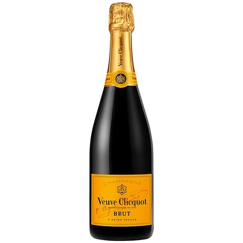 Veuve Clicquot Brut Yellow Label Champagne 750mL 12%