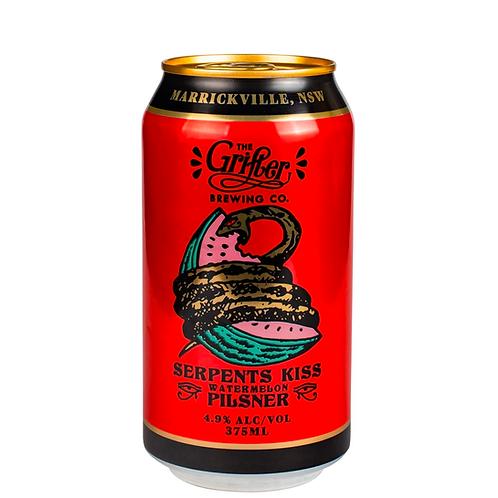 Grifter Serpent Kiss Cans 375mL 4.9%