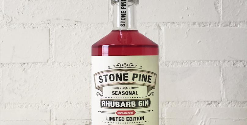 Rhubarb Gin 25% 700ml