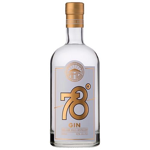 Adelaide Hills 78 Degrees Gin 700mL 42%