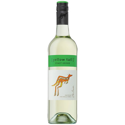 Yellow Tail Pinot Grigio 750mL 11.5%